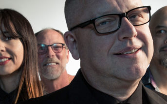 Alternative rock band Pixies performs live at Arvest Bank Theatre at The Midland in Kansas City, Missouri on October 15, 2017.