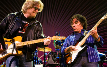 Daryl Hall & John Oates join with Tears For Fears to tour throughout the summer of 2017.