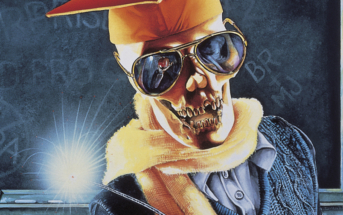 """Vestron Video releases horror film """"Slaughter High"""" (1986) on Blu-ray on October 31, 2017."""