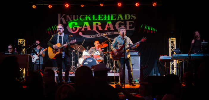 Ambrosia Live at Knuckleheads Saloon