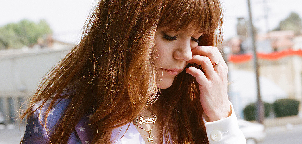 jenny lewis you are what you love lyrics