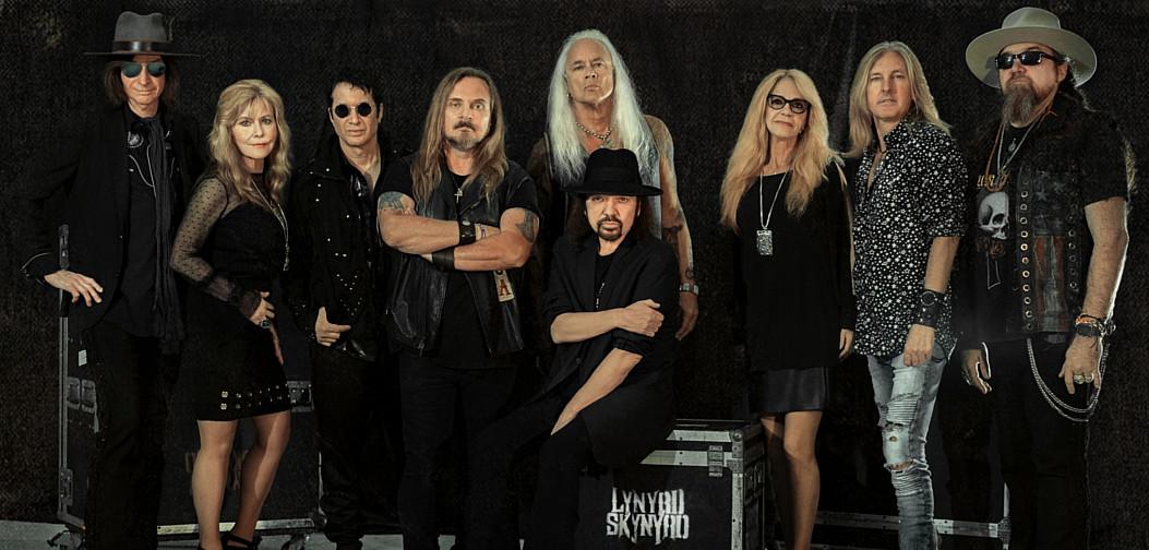 Lynyrd Skynyrd Farewell Tour Hits Sprint Center Live