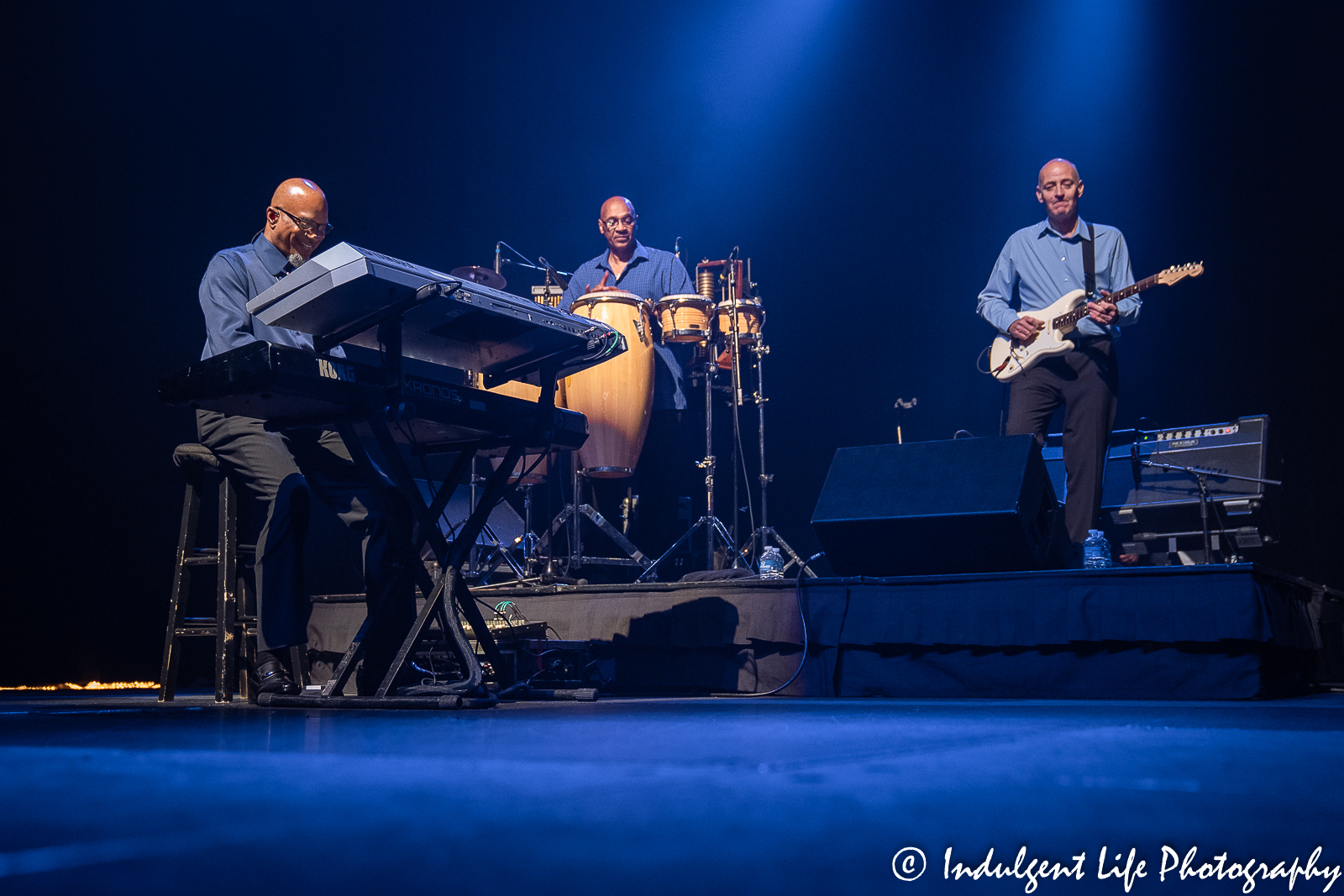 Four Tops Live at Ameristar Casino on August 3, 2019 - Live